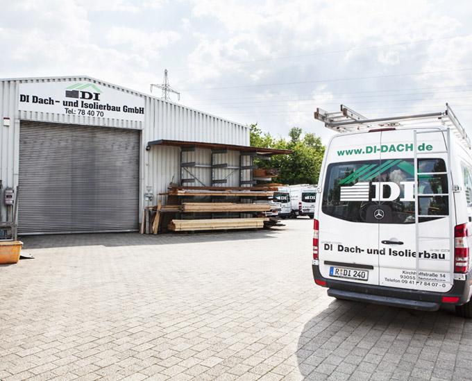 DI Dach- und Isolierbau GmbH | Regensburg
