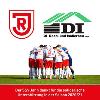 Unterstützung SSV Jahn
